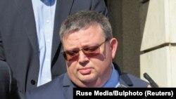 Kryeprokurori i Bullgarisë, Sotir Tsatsarov