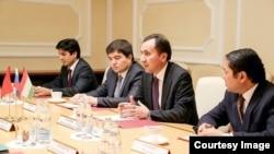 Ҳайъати Тоҷикистон дар Думаи вилояти Маскав