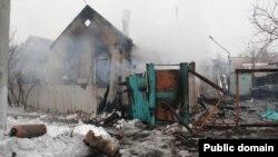 Обстріл Дебальцевого, 19 січня 2015 року