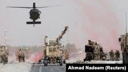 Trupe americane în provincia Kandahar (arhivă)