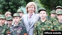 Новый уполномоченный по правам человека России генерал-майор МВД Татьяна Москалькова
