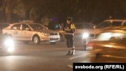 Минские водители протестуют против нового налога на дорожное движение