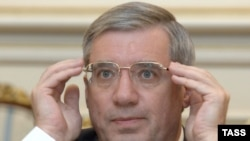 Novosibirsk Governor Viktor Tolokonsky