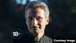 Polish priest Krzysztof Charamsa, who was sacked by the Vatican after he revealed he was gay