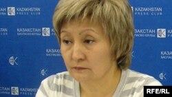 Раушан Есіргепова, Алматы, 12 қаңтар 2009 ж.