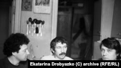 Парщиков, Еременко, Жданов