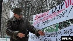 Stanislav Ivanita şi un protest împotriva comuniştilor conduşi de Voronin