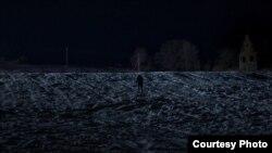Кадр из фильма Сергея Лозницы 'В тумане''