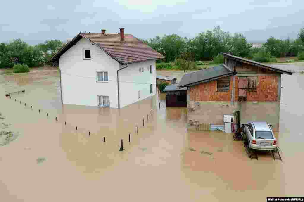Naselje Gladno Polje, Opština Ilidža