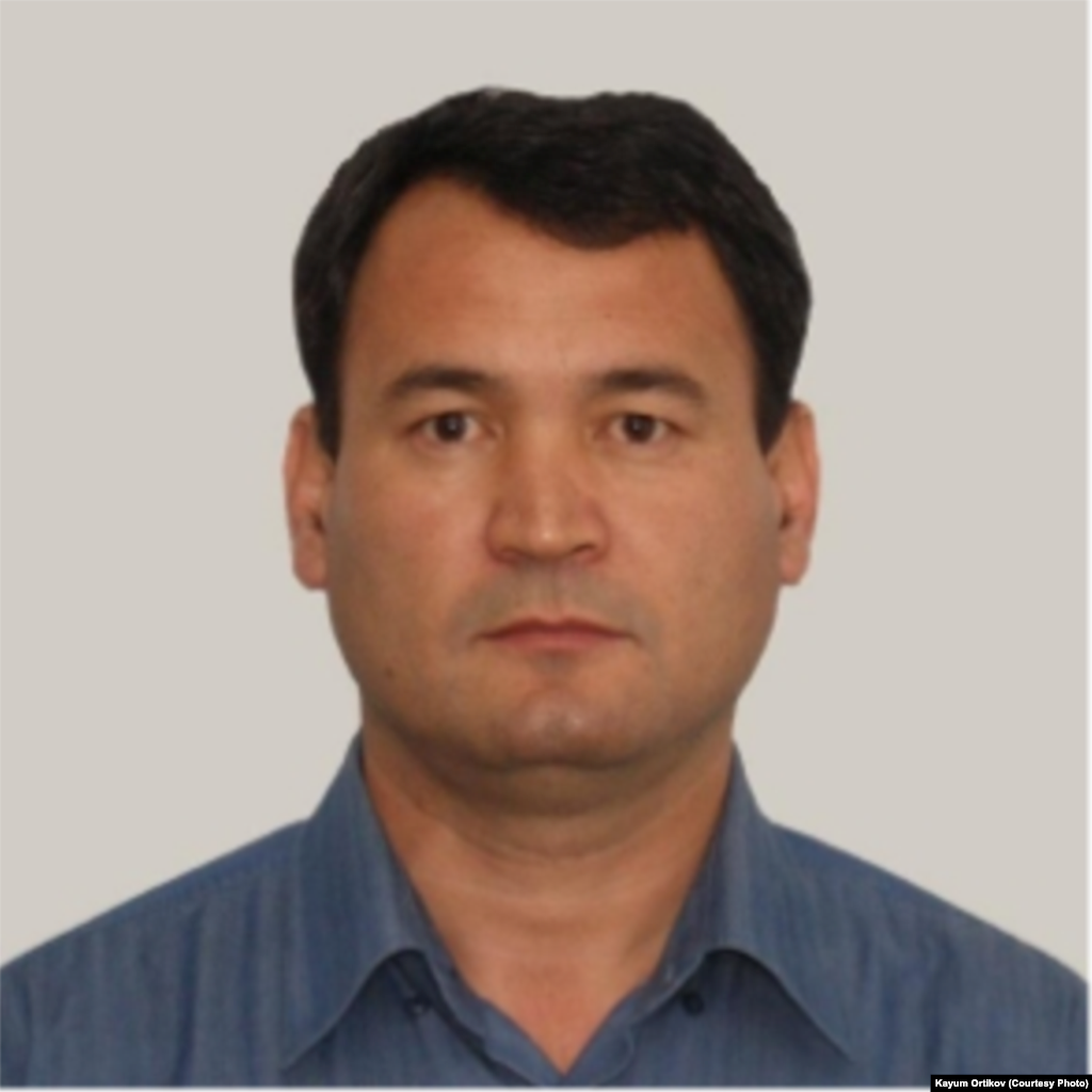 Kayum Ortikov is a former employee of the British Embassy in Tashkent who was tortured to extract a confession of espionage for the U.K. Released in 2009, he fled Uzbekistan and now lives in the United States with his family.