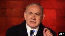 بنیامین نتانیاهو، نخستوزیر اسرائیل