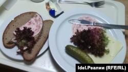 """Обычный немецкий ужин: Abendbrot, в переводе """"вечерний хлеб"""""""
