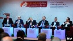 Втор Глобален инвестициски самит во Охрид.
