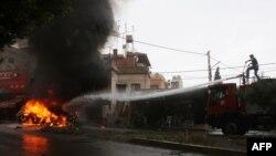 بمب زیر خودروی مقام فتح کار گذاشته شده بود.