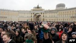 Антикорупційний мітинг у Санкт-Петербурзі, 26 березня 2017 року