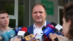 Primarul socialist Ion Ceban