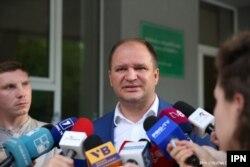 Primarul Ion Ceban