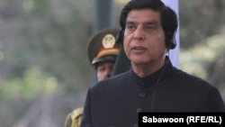 Pakistani Prime Minister Rajaz Pervez Ashraf (file photo)
