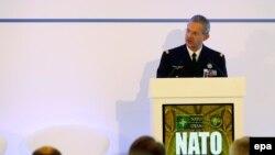 Вярхоўны галоўнакамандуючы па трансфармацыі сілаў НАТО Дэні Мэрсье