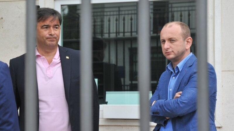 Ustavni sud oslobodio Medojevića i Kneževića