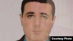 Таджикский следователь Мухиддин Зохидзода.