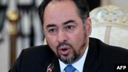 Міністр закордонних справ Афганістану Салахуддін Раббані
