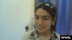الشاعرة العراقية الشابة جمانة الخزرجي