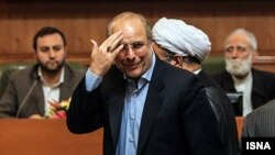 Mohammad Bagher Ghalibaf former IRGC commander and three time mayor of Tehran allegedly presided over large-scale corruption schemes at city hall.