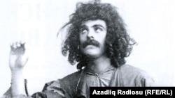 """""""İlk Məcnun"""" Hüseynqulu Sarabski, Bakı, 1908"""