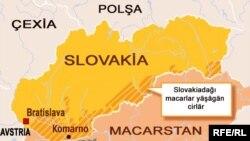Чыгыш Европа ортосундагы Словакия