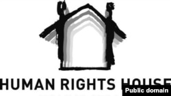 Human Rights House Foundation logo
