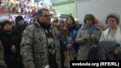 Выступоўца — Руслан Буракоў