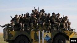 """Добровольческий батальон """"Азов"""""""