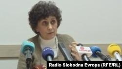 Маргарита Цаца Николовска, поранешен судија во Европскиот суд за човекови права.