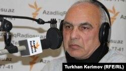 Cavanşir Quliyev AzadlıqRadiosunda