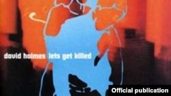 Detaliu de pe coperta albumului Let's Get Killed, David Holmes, 1997