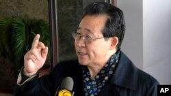 Հյուսիսային Կորեայի ԱԳ փոխնախարար Կիմ Գե Գուան, արխիվ