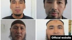 В'язні, що втекли з тюрми в Киргизстані, 12 жовтня 2015 року