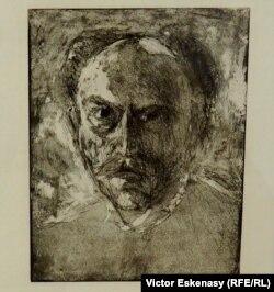 Emil Nolde, Autoportret