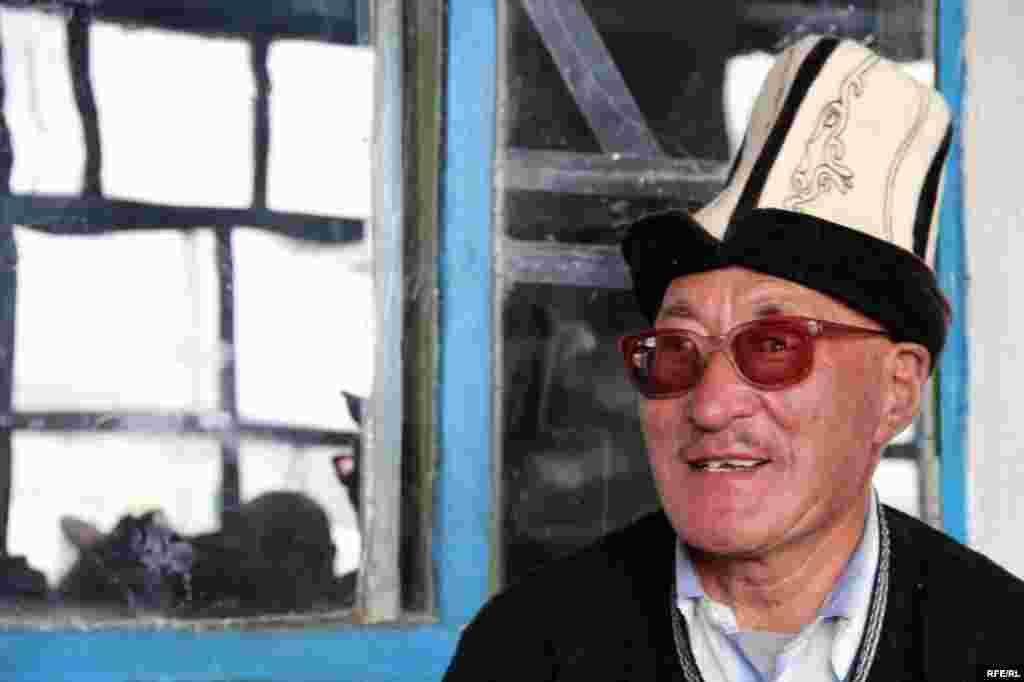 Восточный Памир: у озера Рангкуль... #34