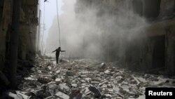 Սիրիայում հրադադարն արդեն մեկ շաբաթ է չի գործում