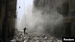 Մոսկվան ու Վաշինգտոնը միմյանց մեղադրում են Սիրիայում հրադադարի ձախողման մեջ