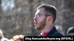 Кримський активіст Леонід Кузьмін