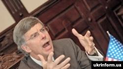 Посол США в Україні Вільям Тейлор