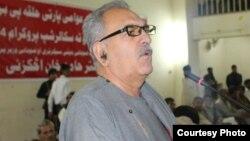 د بلوچستان د پرمختګ او پلان جوړونې وزیر ډاکټر حامد خان اڅکزی