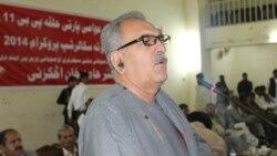 حامد اڅکزی: بلوچستان کې امنیت ساتل د امنیتي ادارو دنده ده