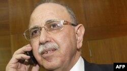 Libyan Prime Minister Abdurrahim al-Keib