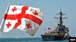 О возможности привлечения Грузии в формирование системы безопасности в акватории Черного моря было заявлено в конце октября на военном министериале НАТО