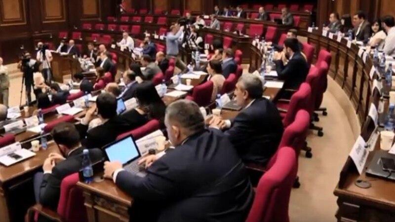 Пакет законопроектов о криминализации криминальной субкультуры принят в первом чтении