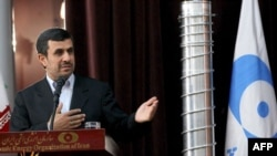 Presidenti iranian Mahmud Ahmedinexhad
